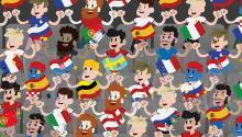 Le parcours des billets pour l'Euro 2016
